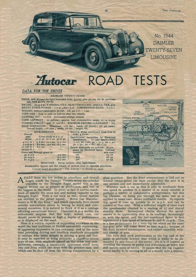 Daimler DE27 Autocar Road Test 16_01_194