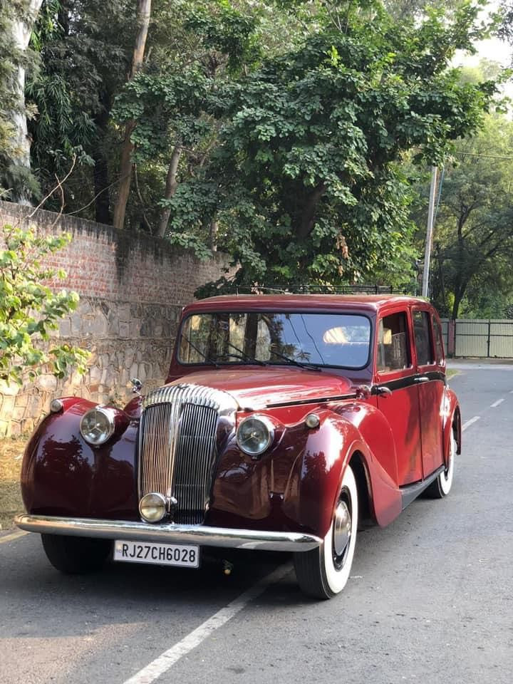 Imported and restored in India DH27 1949