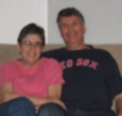 Photo of Jim and Barbara Pistrang