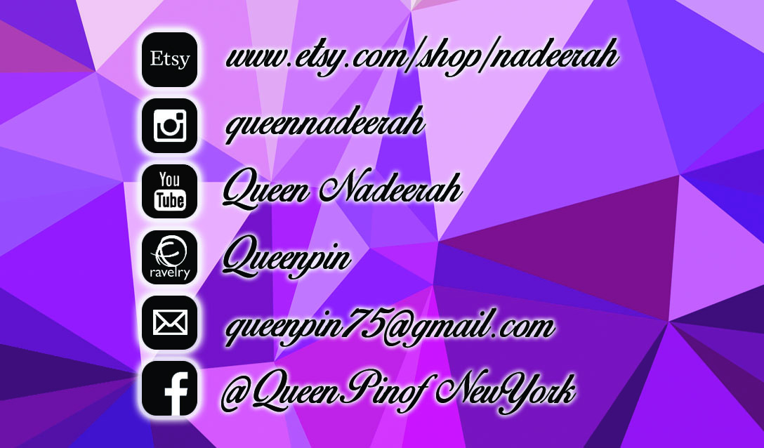 QUEEN PIN (BACK)