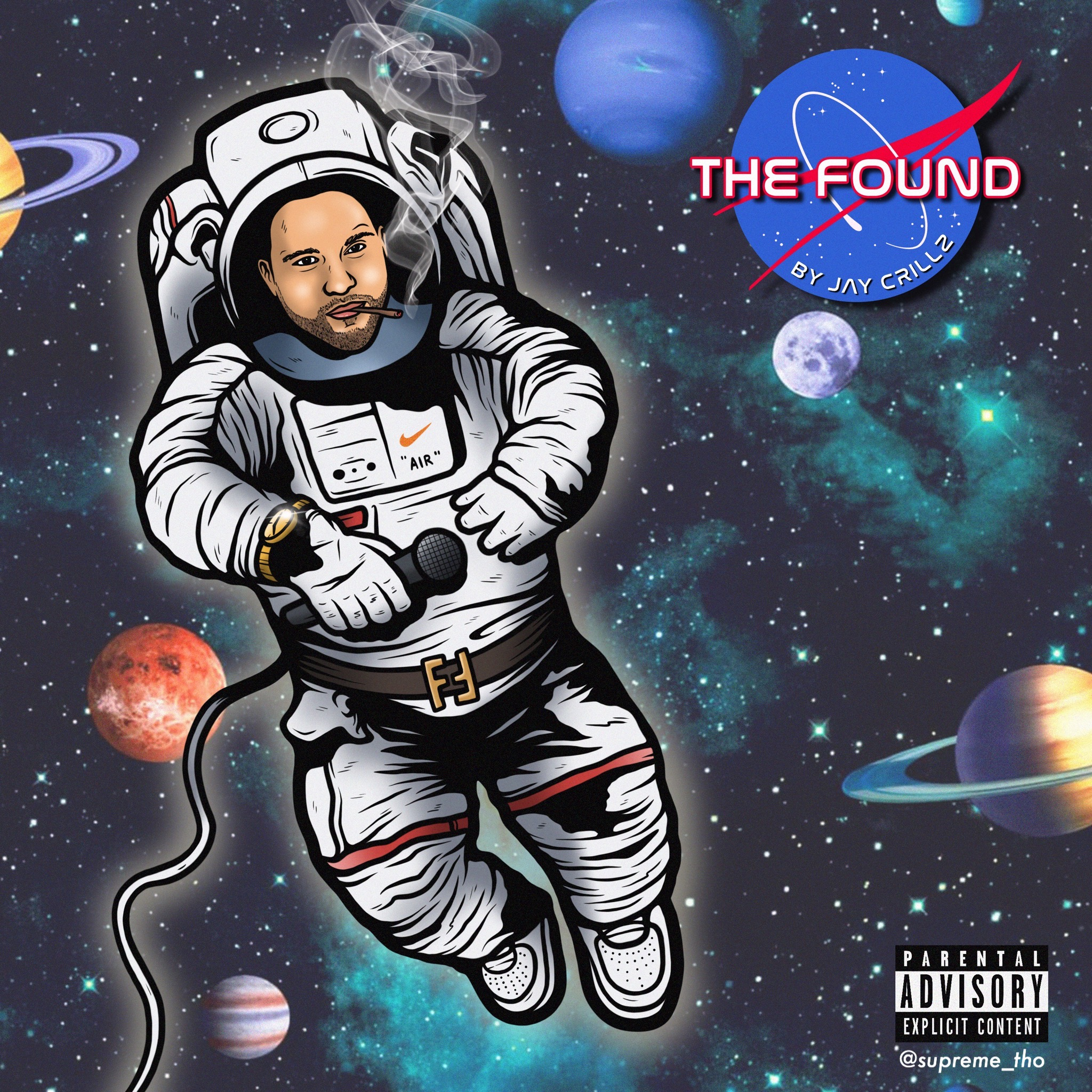 THE FOUND COVER