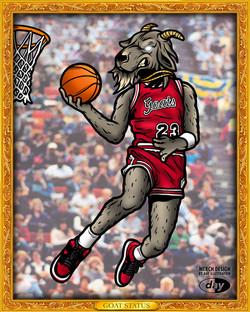 MJ GOAT STATUS