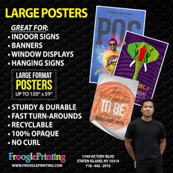 LARGE POSTERS