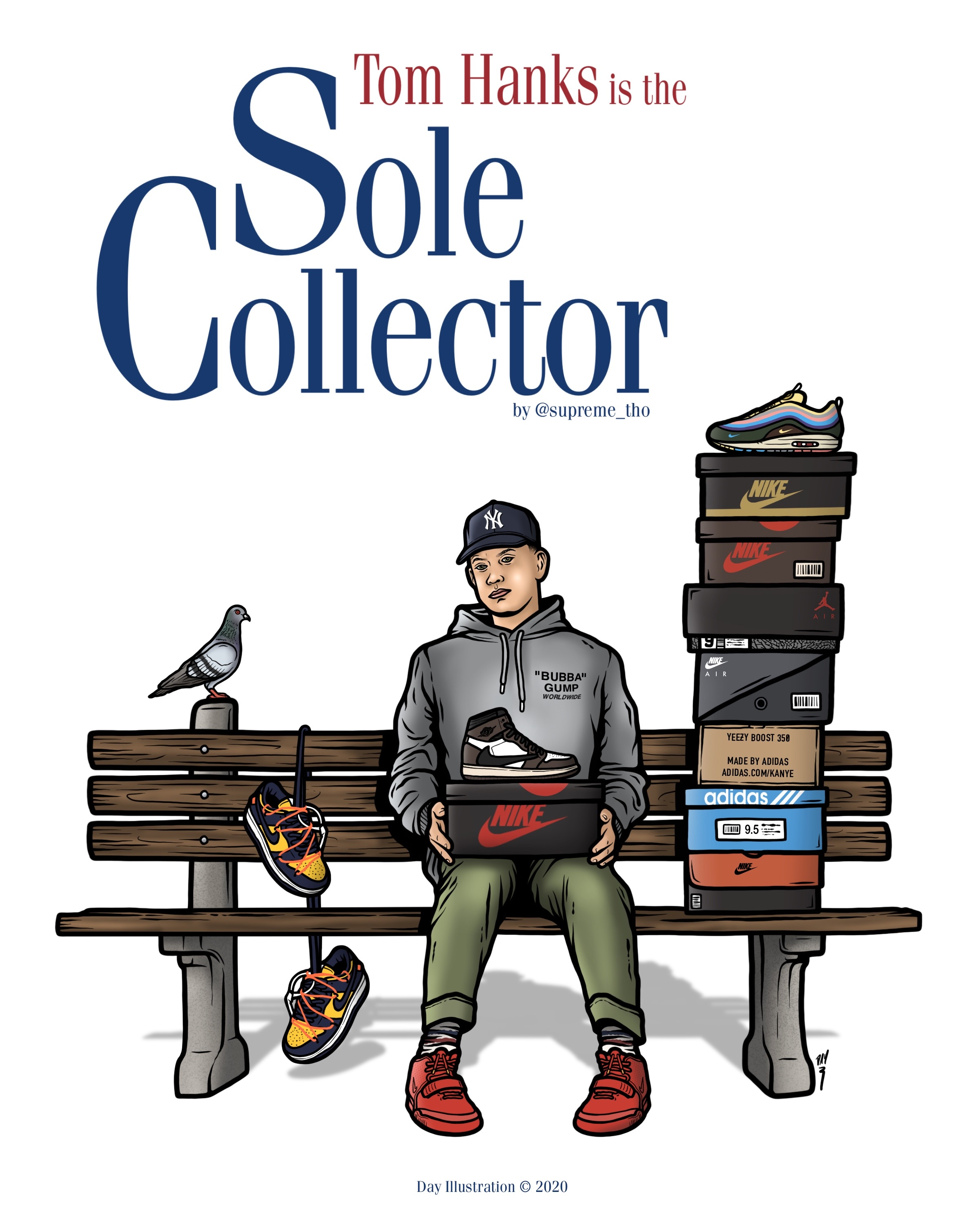 THE SOLE COLLECTOR
