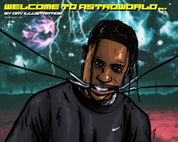 WELCOME TO ASTROWORLD