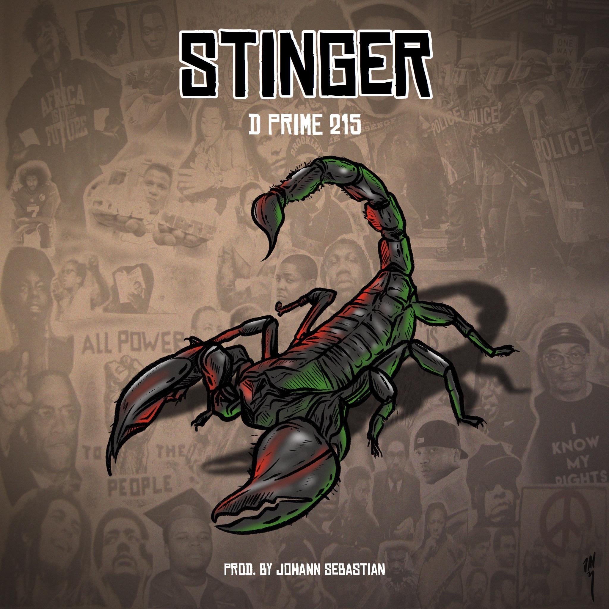STINGER COVER