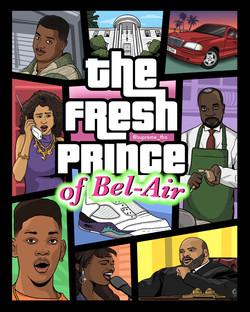 GTA: THE FRESH PRINCE