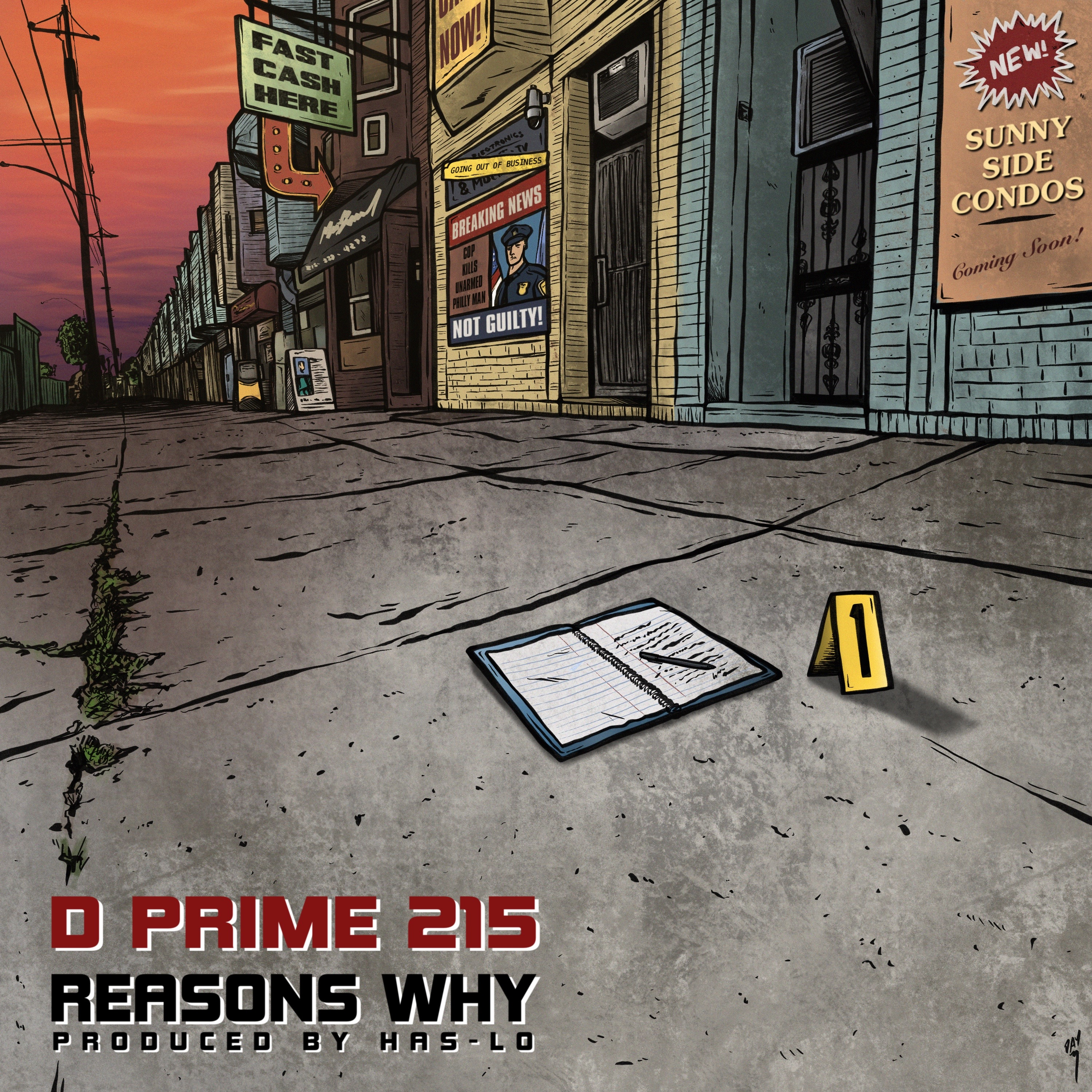 REASONS WHY COVER