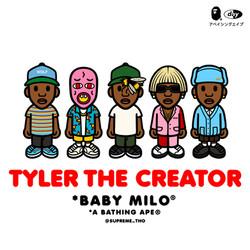 BAPE x TYLER THE CREATOR