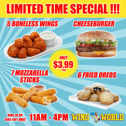WING WORLD POSTER