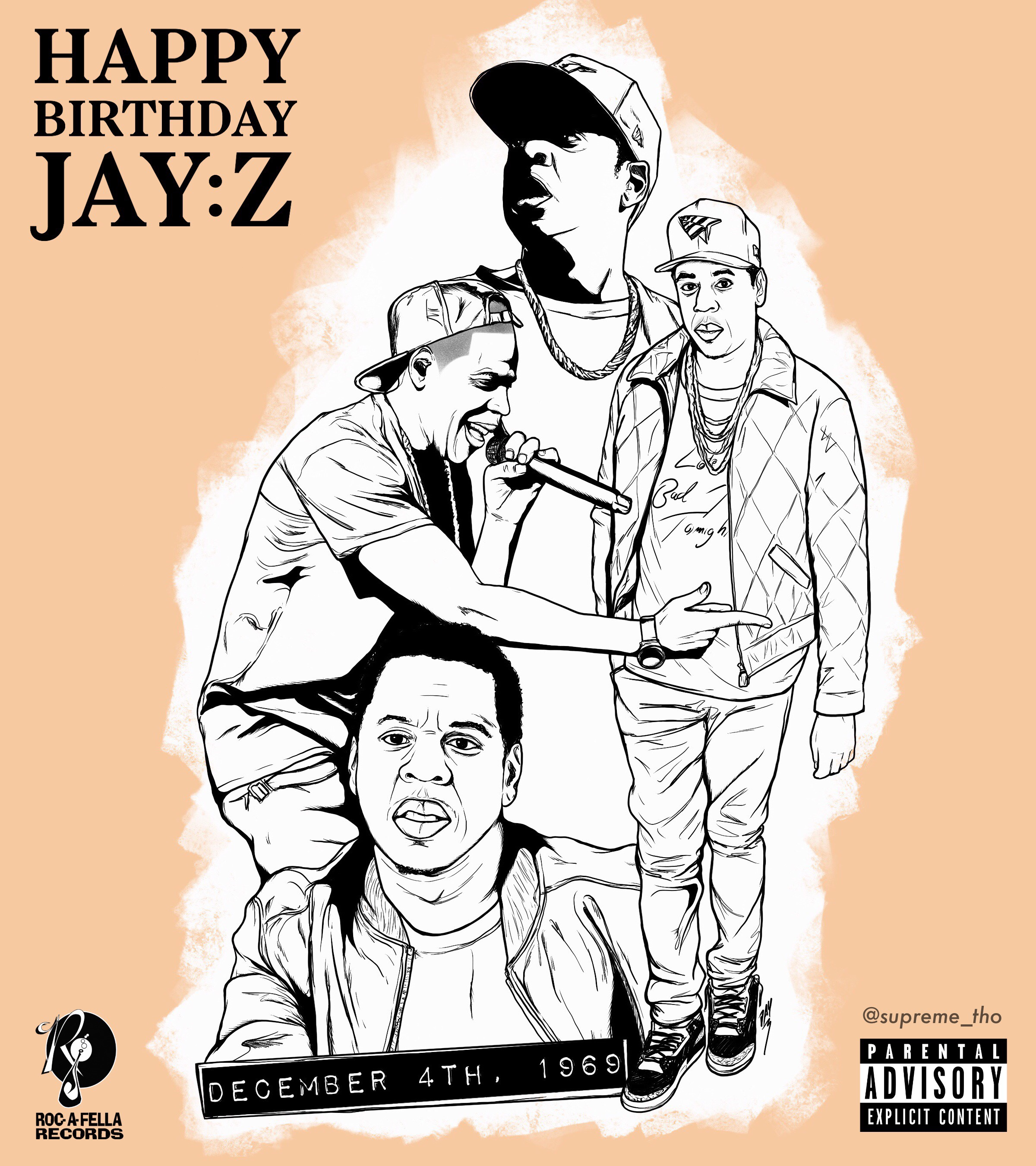 HAPPY BIRTHDAY HOV