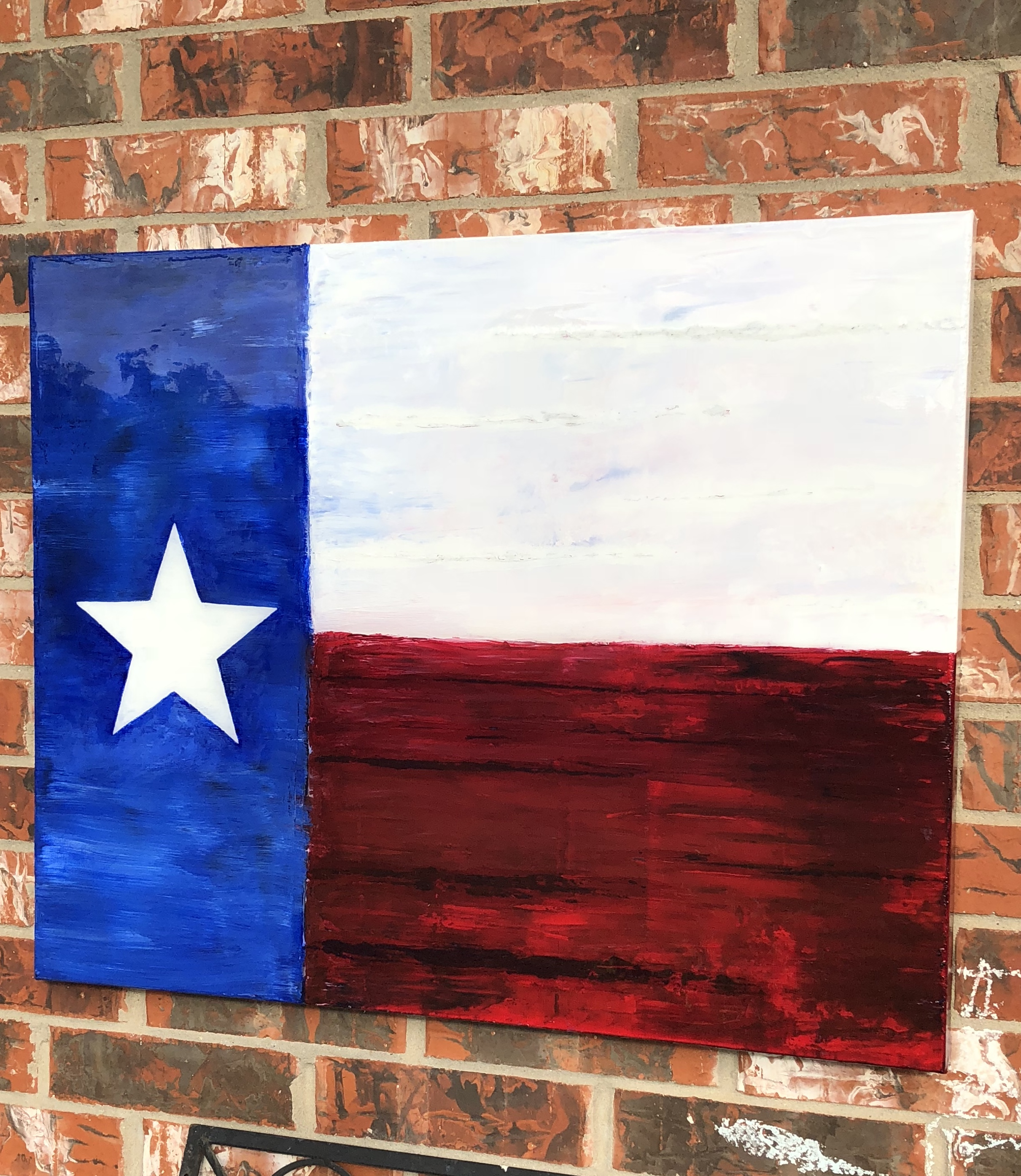 Texas Flag (SOLD)