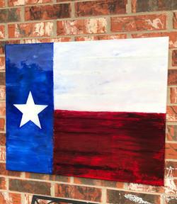 Texas Flag (SOLD)