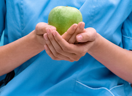 Five Energy Boosting Snacks That You Can Keep in Your Pocket During a Busy Shift.