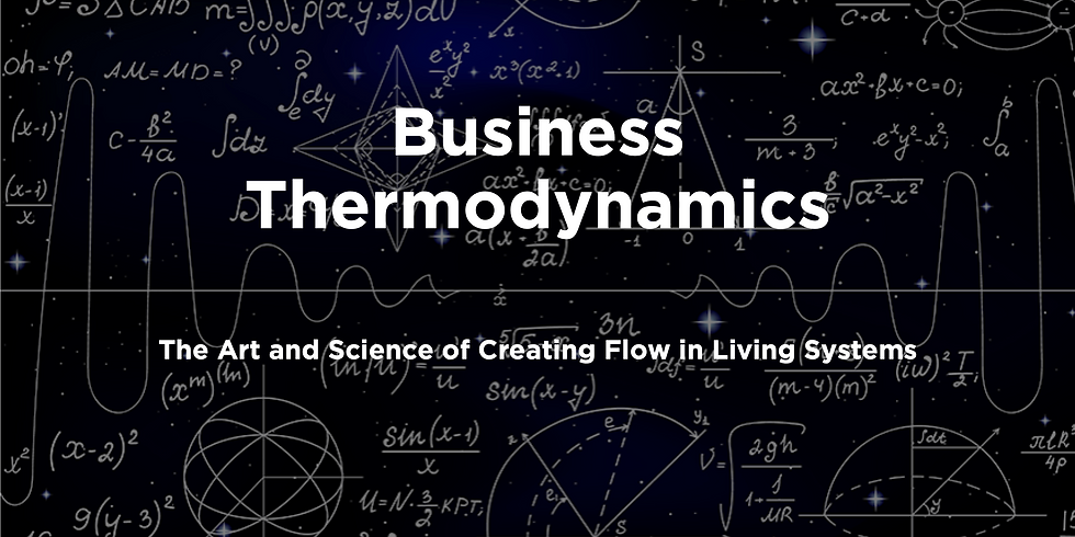 Webinar: Introduction to Business Thermodynamics