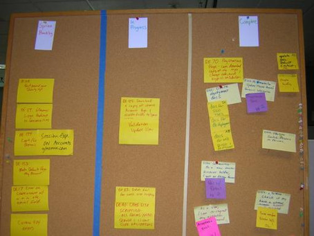 Task Boards: Telling a Compelling Agile Story