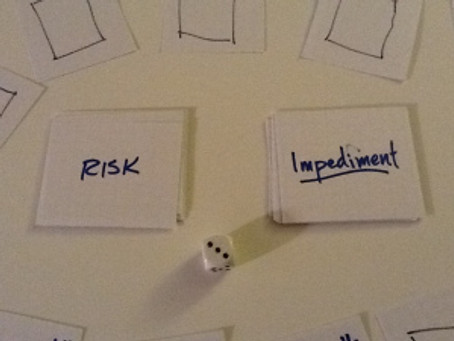 Developing the Impediments Game – Iteration 2
