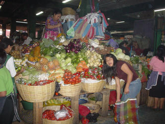 Arbeit auf dem Markt