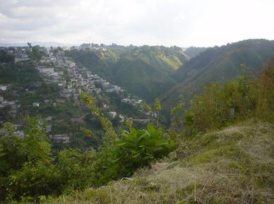 Gheto von Guatemala