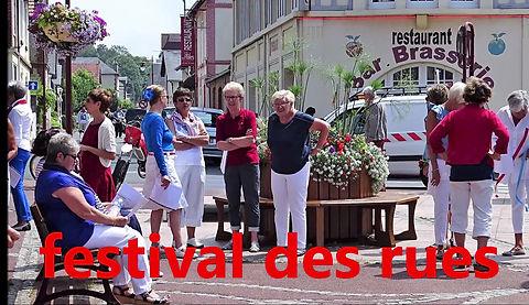 FESTIVAL DE RUES 2018