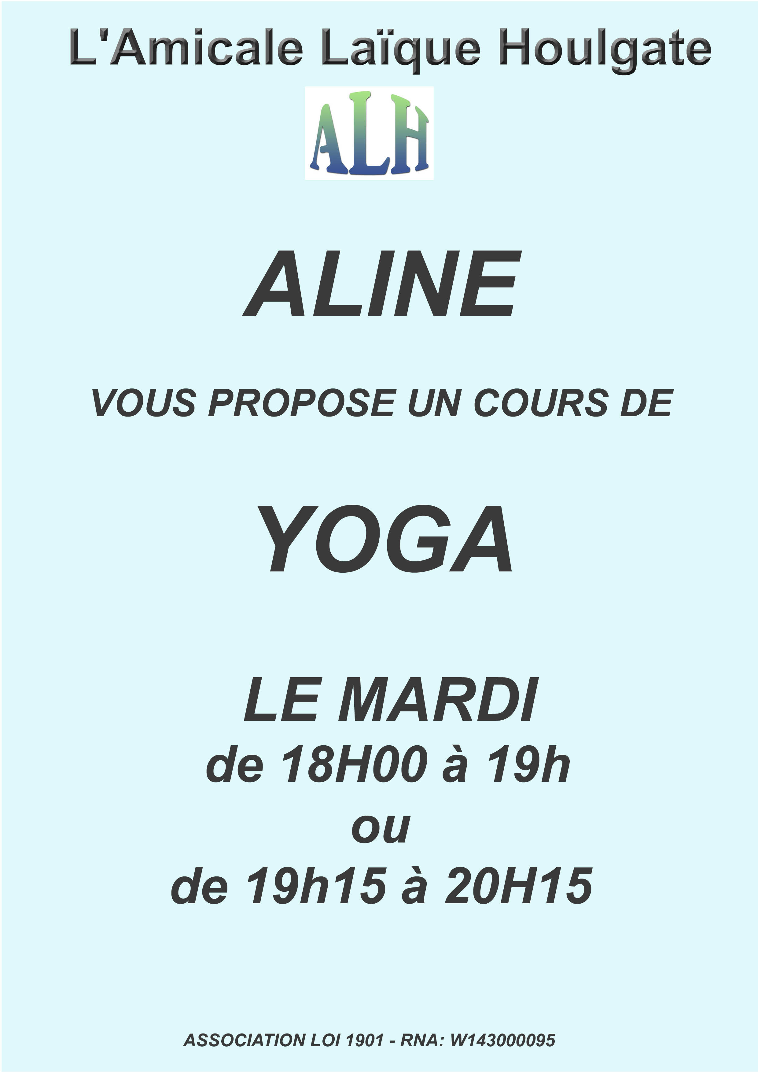 yoga Aline 2020-21