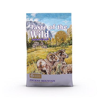 Diamond Taste of the Wild Ancient Grain Mountain Dog - 28 lb DIAMOND PET FOODS