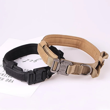 Nylon Heavy Duty Adjustable Dog Collar