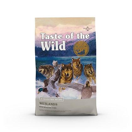 Diamond Taste of the Wild Wetlands Roasted Wild Fowl Dog - 28 lb *REPL 418573 DI