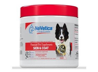 NéVetica Nutrition: Skin & Coat