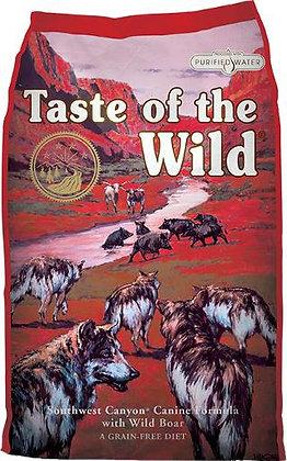 Diamond Taste of the Wild Southwest Canyon Wild Boar Dog - 6 / 5 lb DIAMOND PET