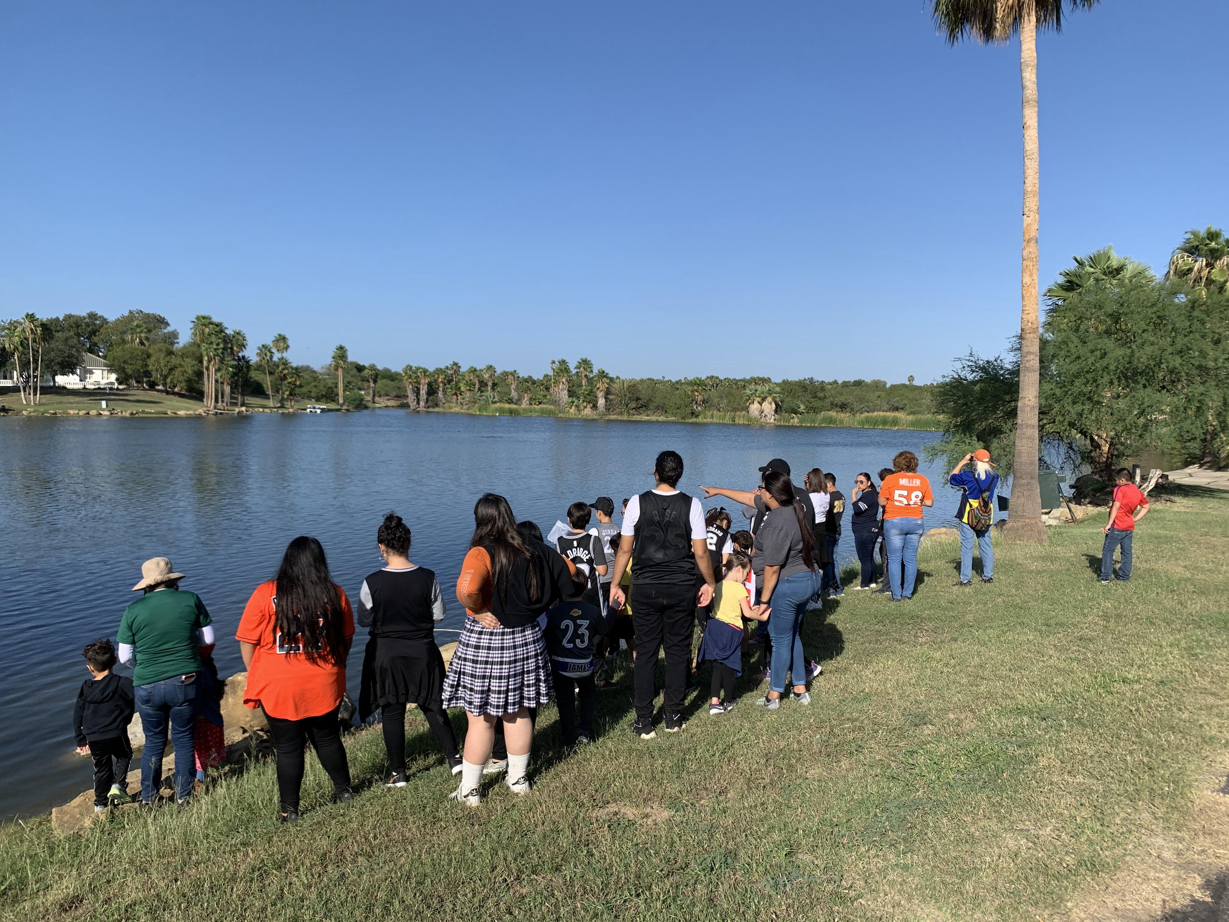 Lake Field Trip