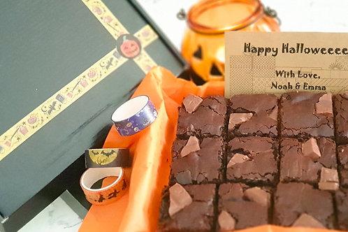 Box of 12 Milk Chocolate Halloween