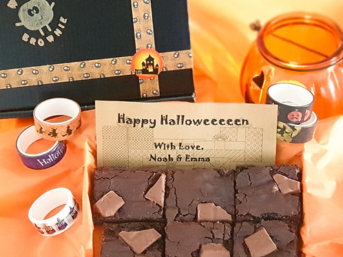Box of 6 Milk Chocolate Halloween