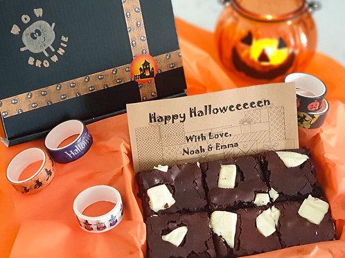 Box of 6 White Chocolate Halloween