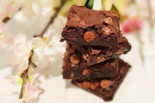 Milk Chocolate Chunk Brownie Box of 24