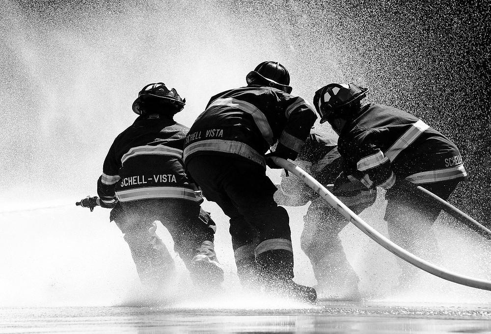 消防団の現場到着をサポートするPHARE