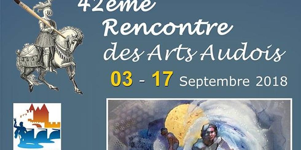 EXPOSITION Carcassonne du 03/09 au 17/09 2018