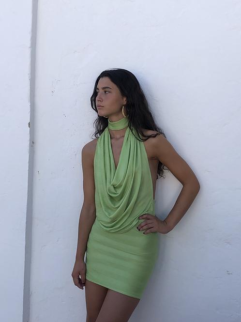 Cali Skirt Green