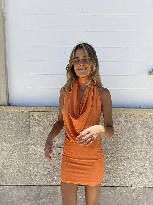Cali Skirt Orange