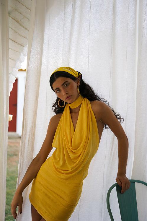 Cali Skirt Yellow