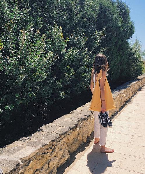 Summer Yellow Bag
