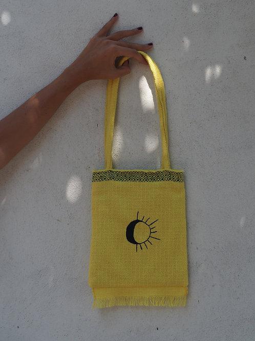 ECLIPSE YELLOW BAG