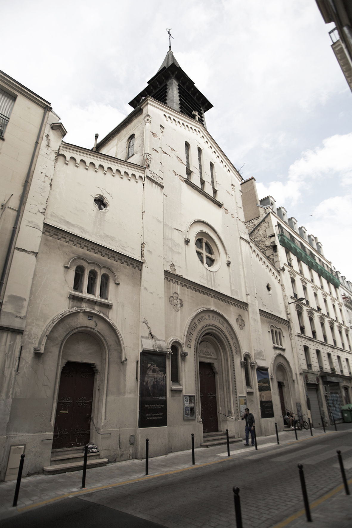 Paris St-Martin