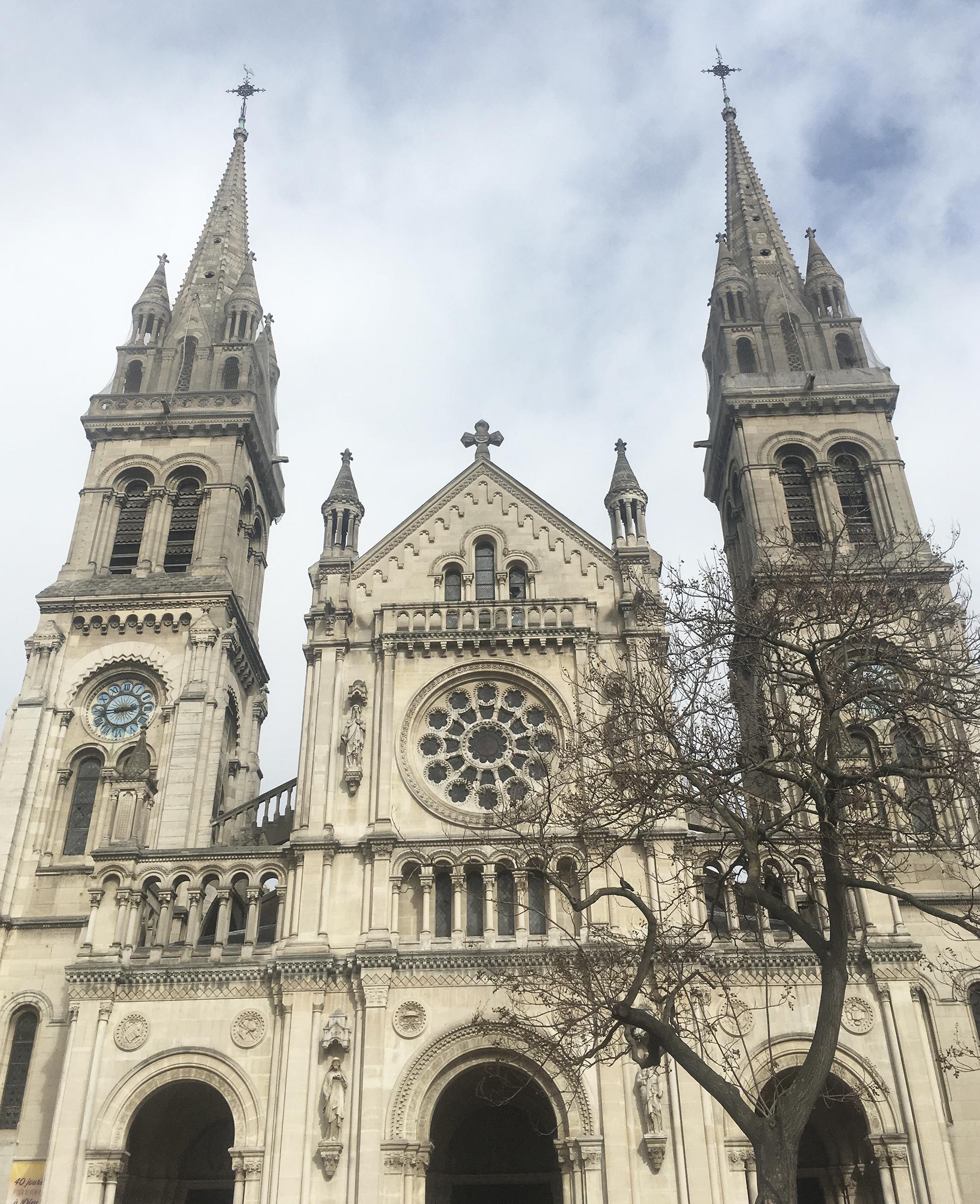 Paris St-Ambroise