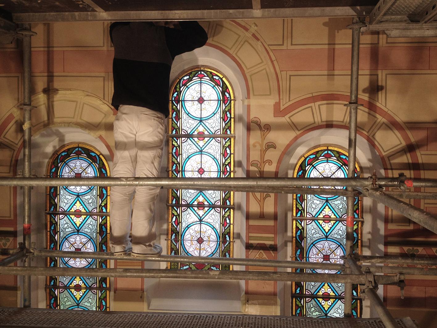 2-Restauration_des_décors_et_vitraux