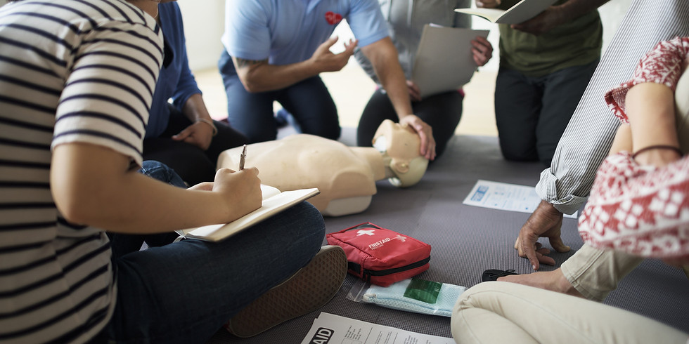 PEMS CPR/Stop the Bleed Training