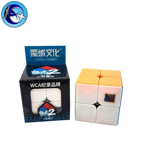 Cubo Mágico 2x2 MEILONG