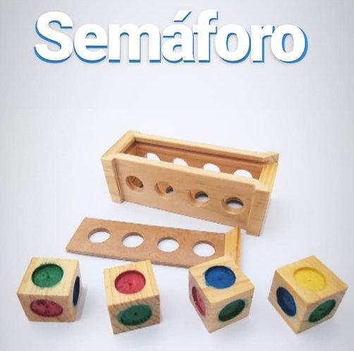 SEMÁFORO QUATRO LADOS