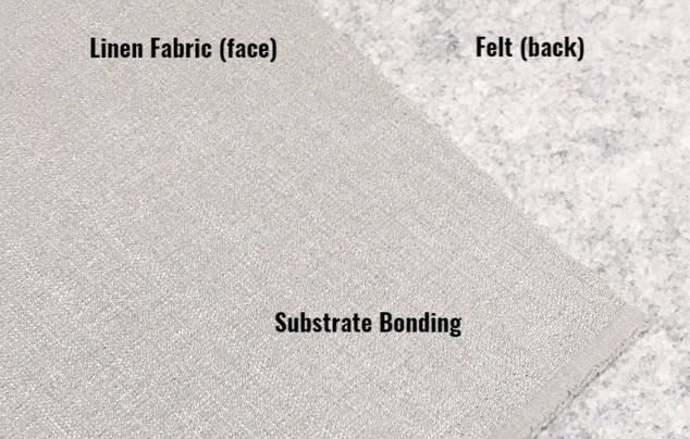 FabBond® - Substrate Bonding Linen and Felt
