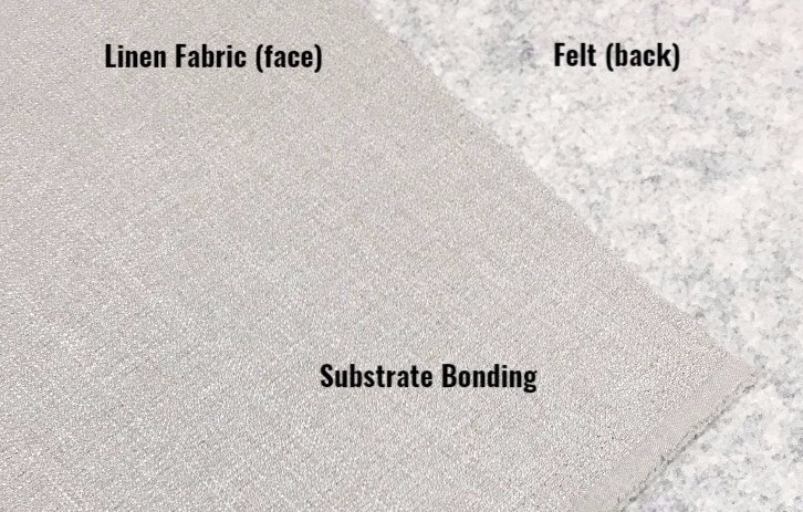 FabBond® - Substrate Bonding Linen and Felt